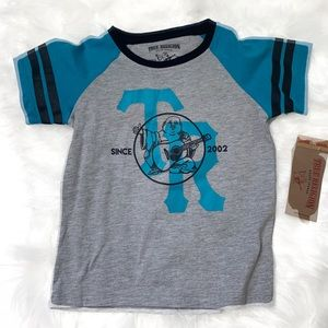 NWT True Religion Boys Tee